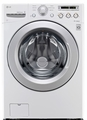 WM3050CW LG 4.0 Cu Ft Ultra Large Capacity Front Load Washer with ColdWash Technology - White