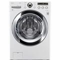 WM3250HWA LG 4.0 Cu. Ft. Ultra Large Capacity Steamwasher with Coldwash - White