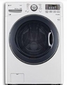 WM3570HWA LG 4.3 Cu. Ft. White Front Load Washer - White