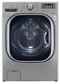 WM4070HVA LG 4.3 Cu. Ft. Large Capacity Front Load Washer with Steam Technology - Graphite Steel