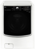 "WM5000HWA LG  27"" 4.5 Cu. Ft. 14-Cycle High-Efficiency Front-Loading Washer with Steam - White"