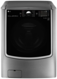 "WM9000HVA LG 29"" 5.2 Cu. Ft. 14-Cycle High-Efficiency Front-Loading Washer with Steam - Stainless Steel"