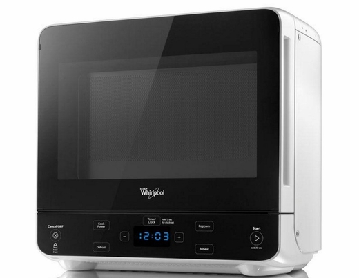 WMC20005YW Whirlpool 0.5 cu. ft. Countertop Microwave Oven - White