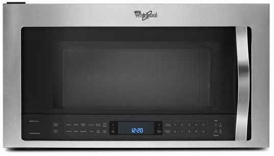 Reviews For Wmh76719cs Whirlpool 1 9 Cu Ft Over The