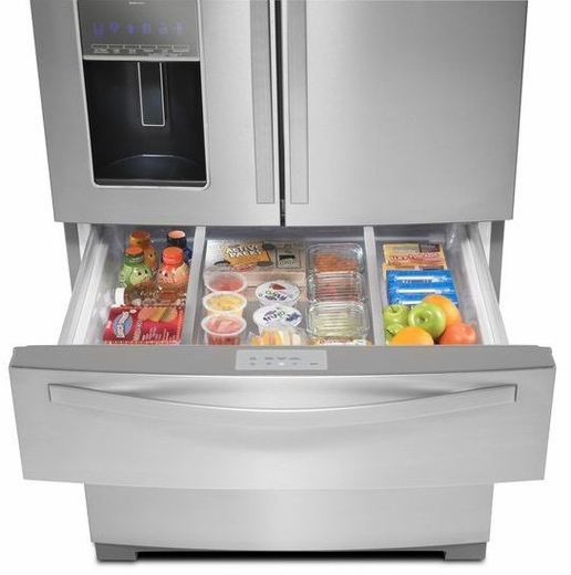 Whirlpool Refrigerator French Door Reviews - Best Refrigerator 2017