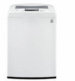 "WT1150cw 27"" LG 4.5 Cu. Ft. Capacity Top Load Washer with ColdWash Option and TrueBalance Anti-Vibration System Technology - White"