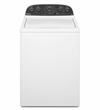 WTW4900BW Whirlpool 3.8 cu. ft. Top Load Washer with 5 Adaptive Wash Actions - White