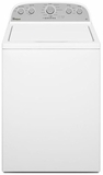 WTW4915EW Whirlpool 3.6 cu. ft. High-Efficiency Top Load Washer with Quick Wash Cycle - White
