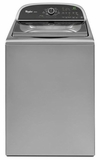 WTW5800BC Whirlpool Cabrio 3.6 Cu Ft HE Top Load Washer - Chrome Shadow