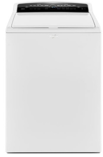 WTW7000DW Whirlpool 4.8 cu. ft. Cabrio� High-Efficiency Top Load Washer with Industry-Exclusive ColorLast Option - White