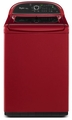 WTW8500BR Whirlpool Cabrio Platinum 4.8 cu. ft. HE Top Load Washer with Greater Capacity - Cranberry Red