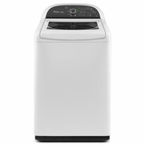 WTW8500BW Whirlpool 4.8 cu. ft. Cabrio Platinum HE Top Load Washer with Greater Capacity - White