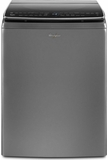 WTW9500EC Whirlpool 6.2 Cu. Ft. Top Load Washer with Front Controls - Chrome Shadow