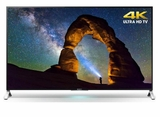 "XBR65X900c Sony 65"" Smart LED 4k 2160p Ultra HD TV with Triluminos for More Color"