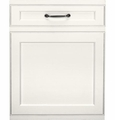 "ZBD990R GE Monogram 24"" Fully Integrated Dishwasher - Custom Panel"
