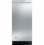 ZDIS150ZSS GE Monogram High Production, Large Capacity Automatic Icemaker - Stainless Steel