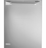"ZDT800SPFSS GE Monogram 24"" Fully Integrated Dishwasher with Pro Handle - Stainless Steel"