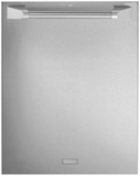 """ZDT800SPFSS GE Monogram 24"""" Fully Integrated Dishwasher with Pro Handle - Stainless Steel"""