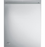"ZDT800SSFSS GE Monogram 24"" Fully Integrated Dishwasher with Euro Handle - Stainless Steel"