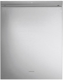 """ZDT800SSFSS GE Monogram 24"""" Fully Integrated Dishwasher with Euro Handle - Stainless Steel"""