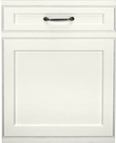 """ZDT915SIJII GE Monogram 24"""" Fully Integrated Dishwasher with 5 Wash Settings and Hard Food Disposer - Custom Panel"""
