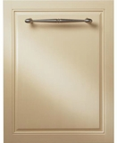 "ZDT975SIJII GE Monogram 24"" Fully Intergarted Dishwasher with 5 Wash Settings and Hard Food Disposer - Custom Panel"