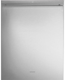 """ZDT975SSJSS GE Monogram 24"""" Fully Integrated Dishwasher with 5 Wash Settings and Hard Food Disposer - Stainless Steel"""