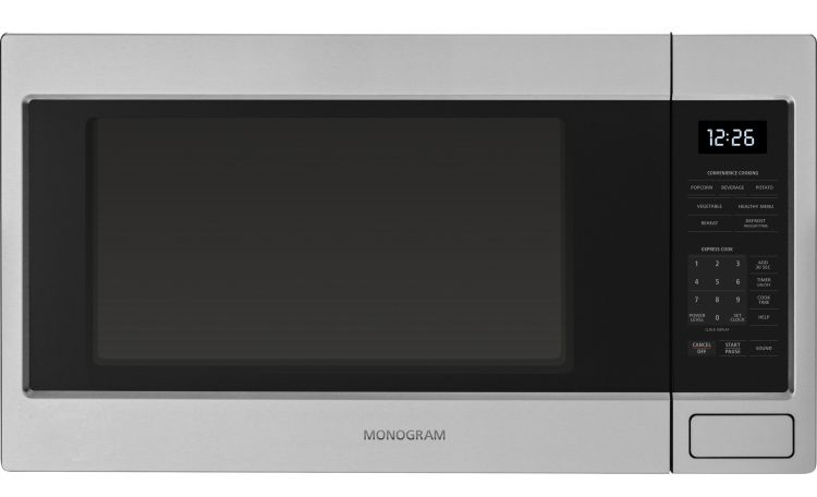 Countertop Microwave Stainless Steel Review : ... Cu. Ft. Countertop Microwave Oven - Stainless Steel - Reviews