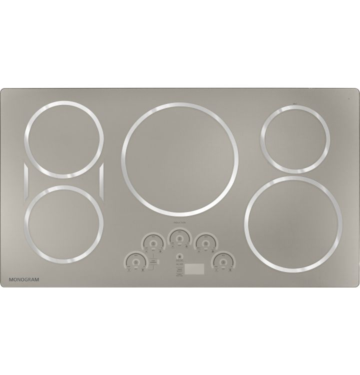 With all inch 36 downdraft cooktop electric