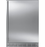 ZIFS240HSS GE Monogram Fresh-Food Refrigerator Module - Stainless Steel