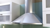 "ZSA-M90BS Zephyr 36"" Savona Wall Hood with 685 CFM Blower - Stainless Steel"