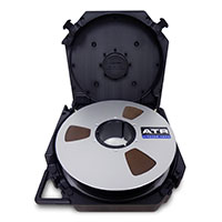 "ATR20907TCB 2"" x 2500' Analog Open Reel Tape"