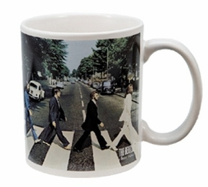 Beatles Abbey Road 12 Ounce Ceramic Mug