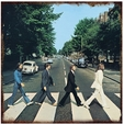 Beatles Abbey Road Metal Wall Tin (Sign)