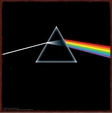 Pink Floyd Dark Side of the Moon Metal Wall Tin (Sign)