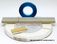 "Splicing Kit 1/4"" with 500 Ft Leader, Pro Splicing Block, Splicing Tape"