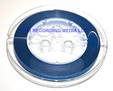 "TME� Blue Leader Tape 1/4"" x 410' on 5"" Low Torque Reel"