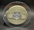 "TME� Clear Precision Leader Tape 1/4"" X 1500 Ft on Reel"