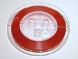 "TME� Red Leader Tape 1/4"" X 410' on 5"" Low Torque Reel"