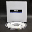 "TME Studio Grade Precision 1/4"" X 1000' Leader Tape on Reel LOC Spec"