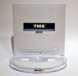 "TME� Studio Grade Precision 1/4"" X 1000' Leader Tape on Reel LOC Spec  UPC# 858765005026"