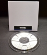 "TME Studio Grade Precision 1/4"" X 1000' Leader Tape on Reel"