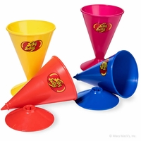 Reusable Snow Cone Cups - Pack of 4