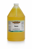 Banana Shaved Ice and Snow Cone Syrup - Gallon