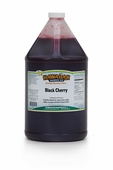 Black Cherry Shaved Ice and Snow Cone Syrup - Gallon