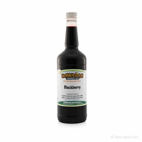 Blackberry Shaved Ice and Snow Cone Syrup - Quart
