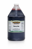 Cherry Cola Shaved Ice and Snow Cone Syrup � Gallon