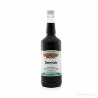 Cherry Cola - Shaved Ice and Snow Cone Syrup - Quart
