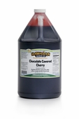 Chocolate Covered Cherry Shaved Ice and Snow Cone Syrup � Gallon