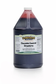 Chocolate Covered Strawberry Shaved Ice and Snow Cone Syrup � Gallon
